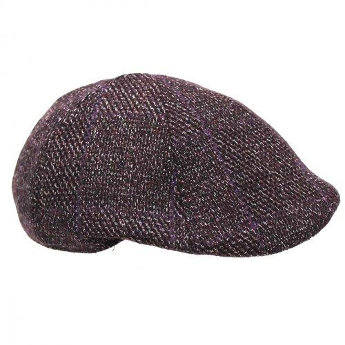Men s hat size 60 100% polyester Laura Biagiotti 21051 burgundy 0b46c0760de4