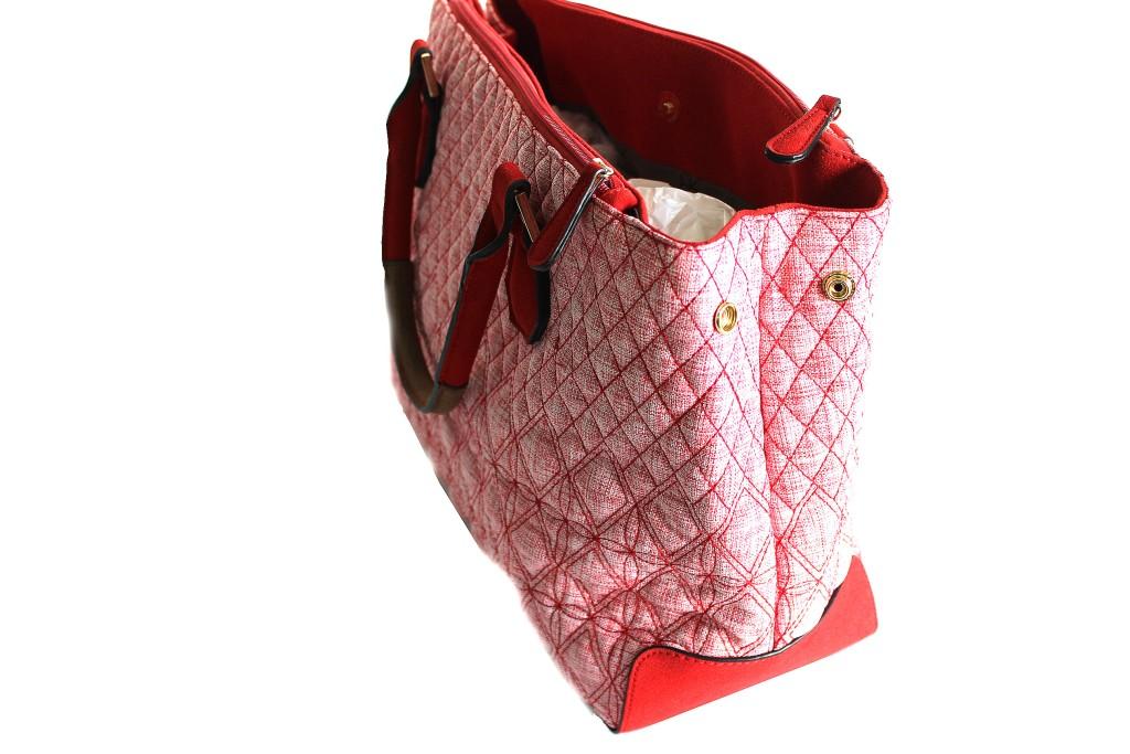 Borsa donna in tessuto shopping a mano RENATO BALESTRA LINEA AMAPOK ... ca11d99d22b
