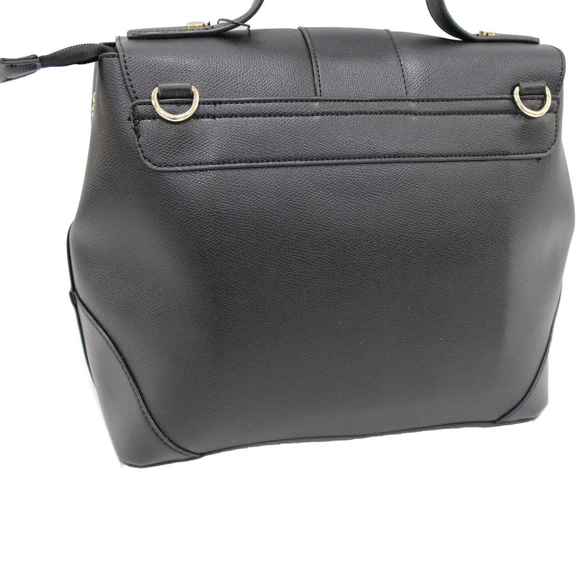 ... Borsa donna in SIMILPELLE shopping a mano LANCETTI linea classic 7514  nero Colore  ... 993a006152d