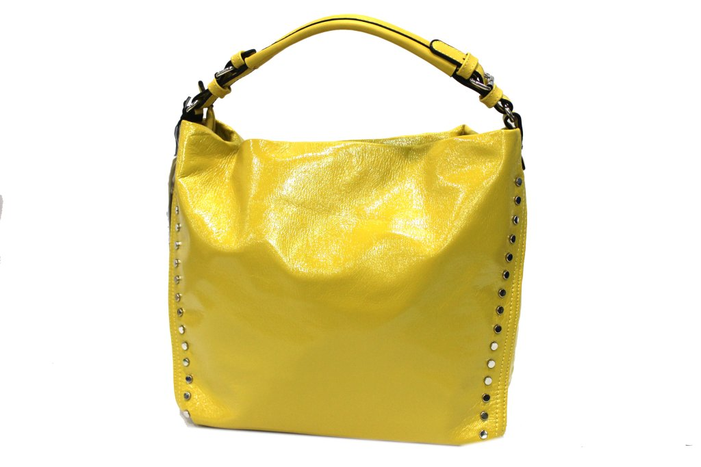 Woman's bag Lookat y1334 ocher