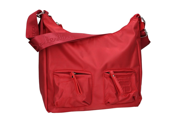 27db9a89bb Borsa donna modello tracolla a spalla Renato Balestra linea Beatles 103-1  rosso