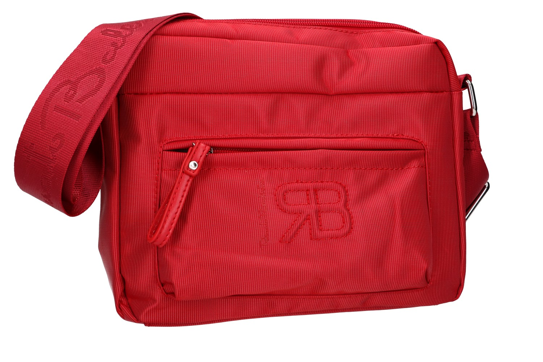 64dcbd8d5a Borsa donna in tessuto modello tracolla RENATO BALESTRA BEATLES 103-6 rosso