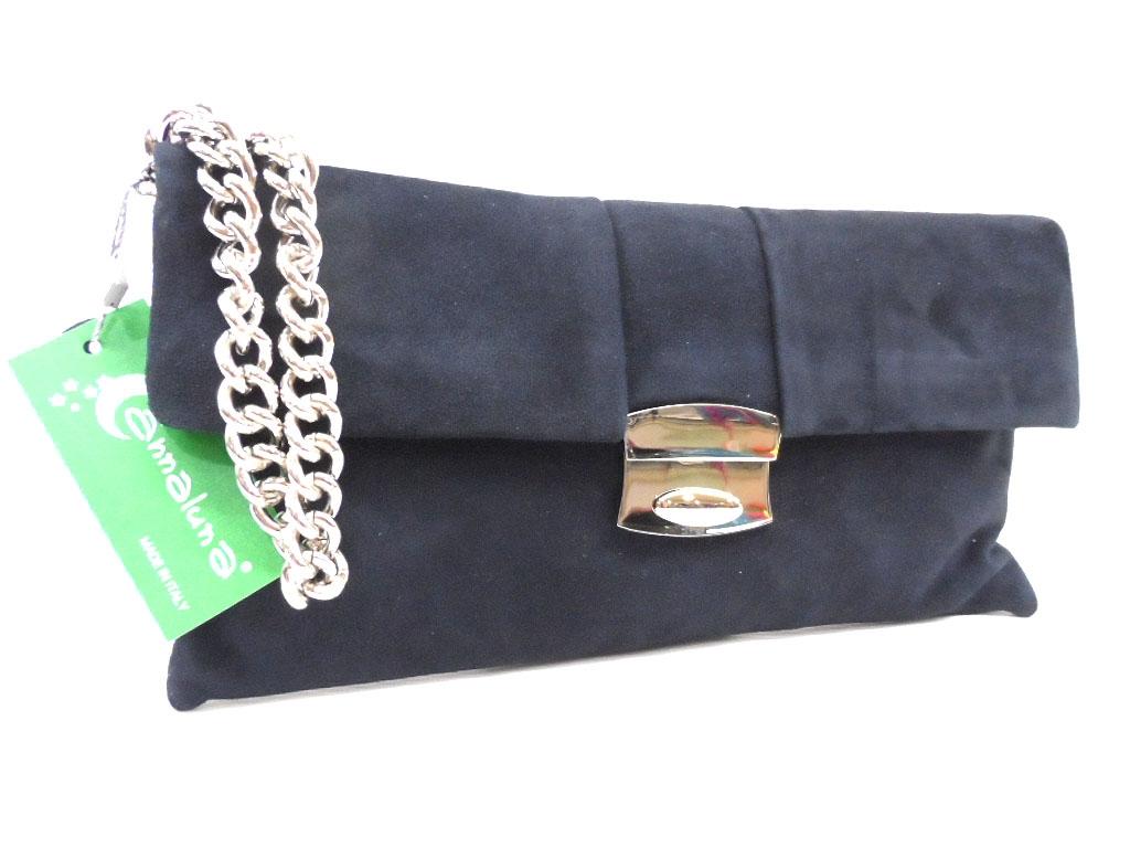 bb41d1cbdc €38,91. Borsetta donna borsa clutch a mano da sera cerimonia pelle Annaluna  ...