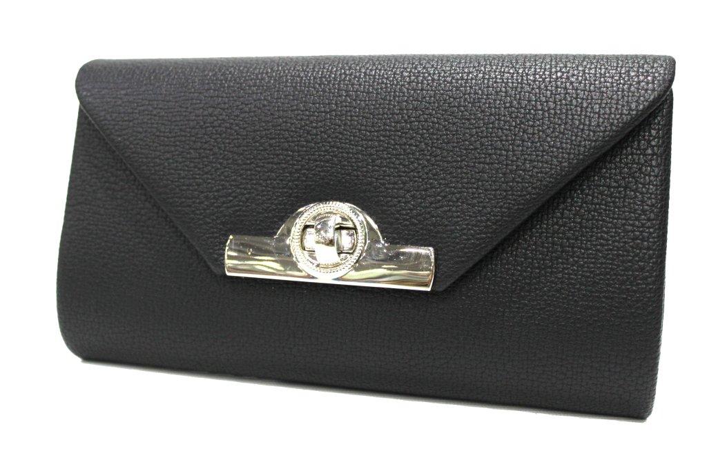 Women s Handbag classic line Michelle moon hd677 black 6ab06e21505fc
