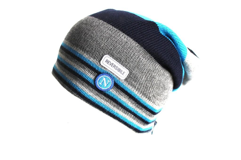 Cappello uomo 100% acrilico berretto RASTA SSC NAPOLI BY ENZO CASTELLANO  12017 39af063b6863