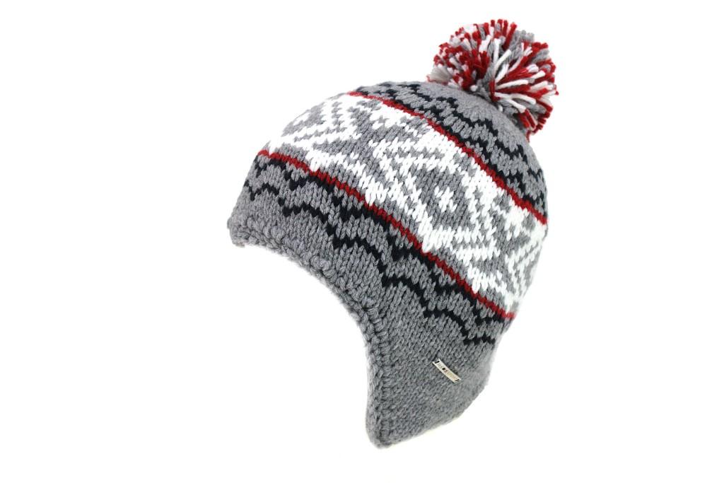Cappello bambino r.sport peruviano x9475 grigio moda italiana 31f7c90e2e03
