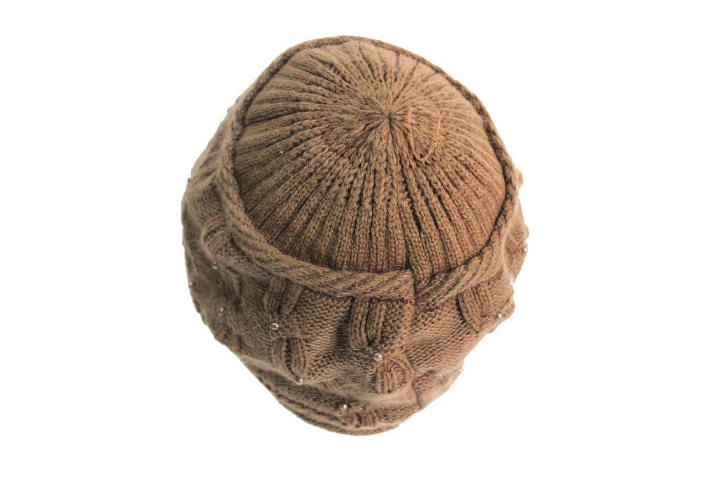 Cappello donna Gian Marco Venturi l.perline mod.con visiera 61520 talpa