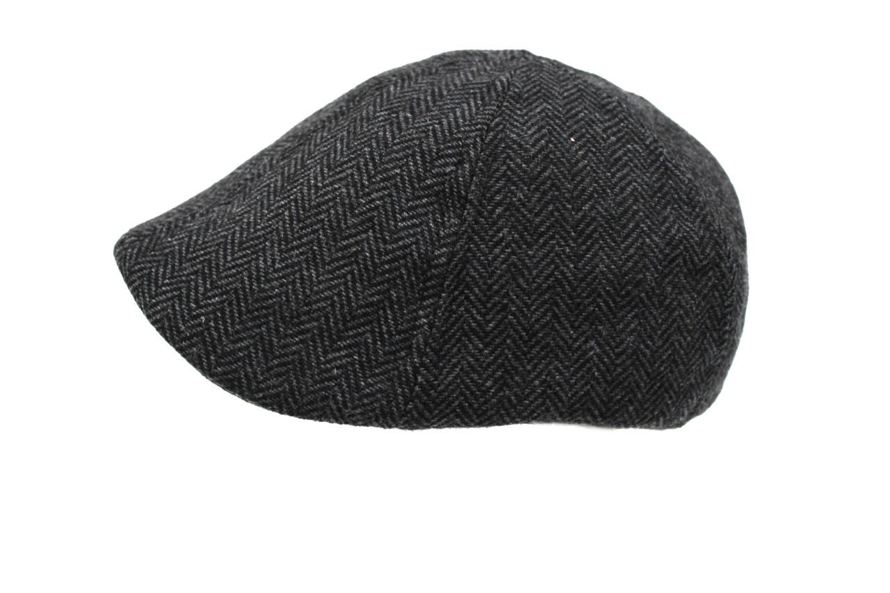 Cappello uomo Tg.58 modello coppola Siciliana Laura Biagiotti 20154 nero dc8fe398f08f