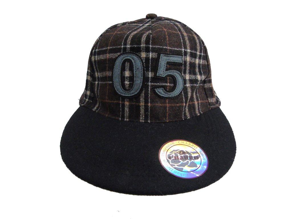 Man s Hat baseball model Charro 18266 brown 0d2792fcc65e
