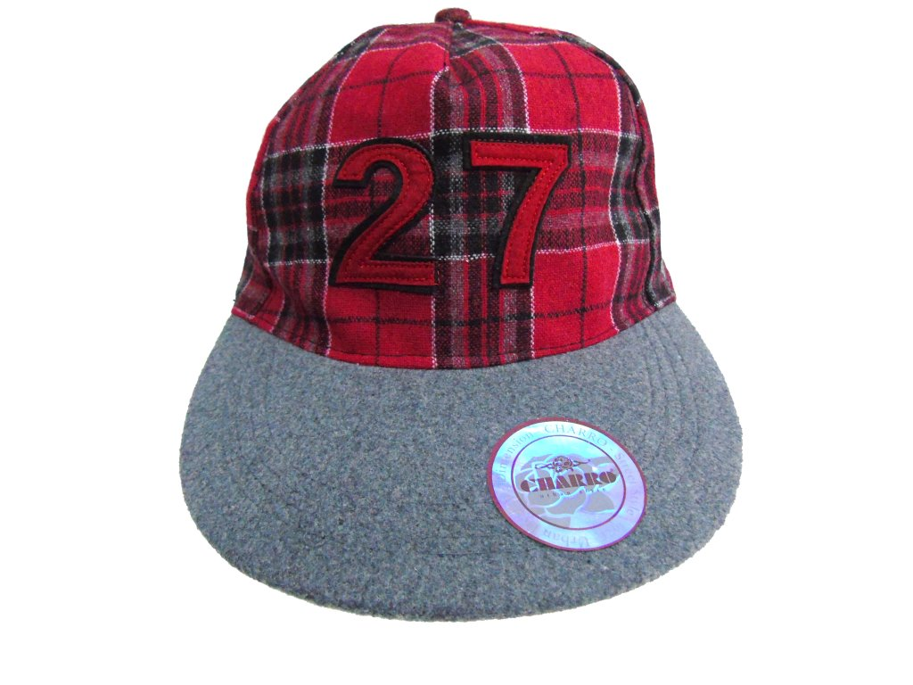 Man s Hat baseball model Charro 18266 red 0568bb5aabed