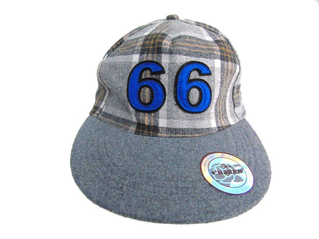 Man s Hat baseball model Charro 18267 light grey 199b0bc1bdef