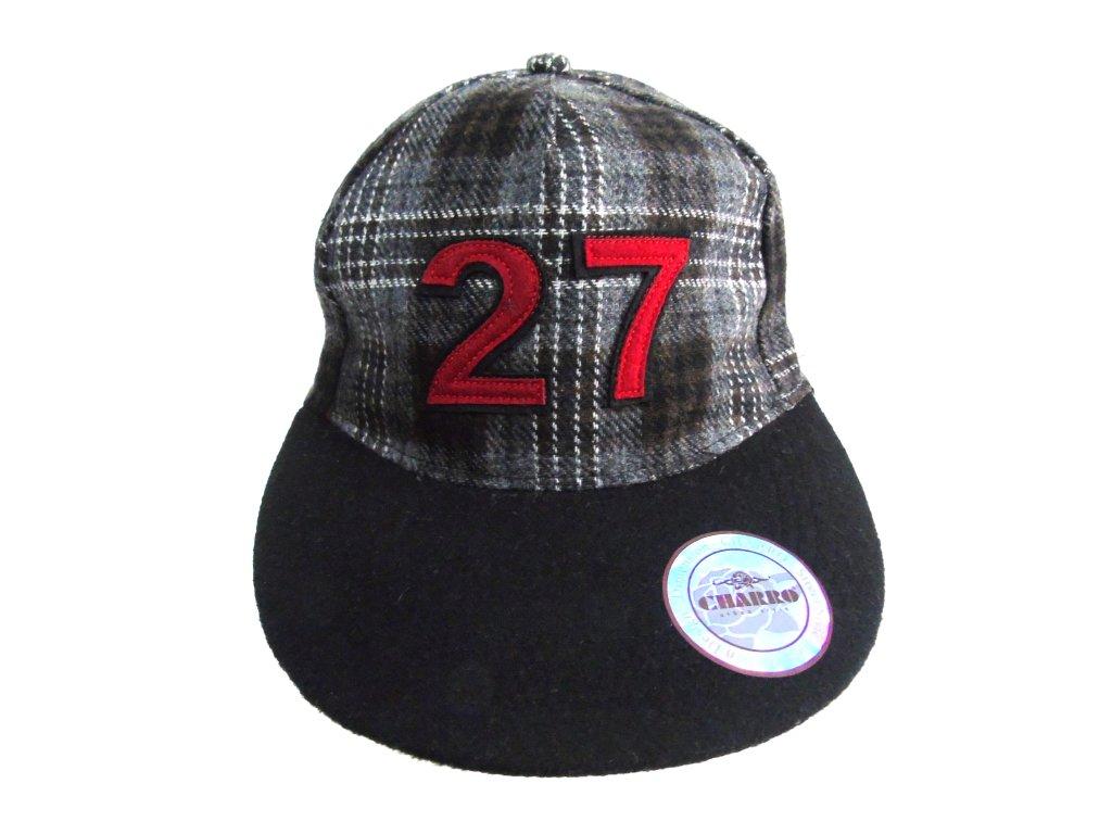 Man s Hat baseball model Charro 18267 brown 24a9729b756a