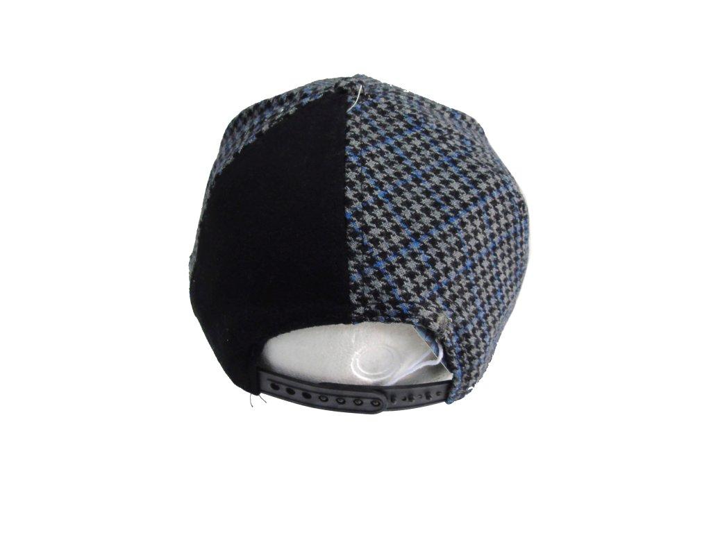 ... Cappello uomo modello Baseball visiera piatta Charro 18268 grigio chiaro 292c83b15863