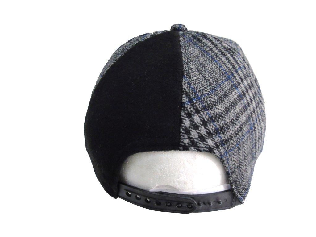 ... Cappello uomo modello Baseball visiera piatta Charro 18269 grigio medio 512028e01482