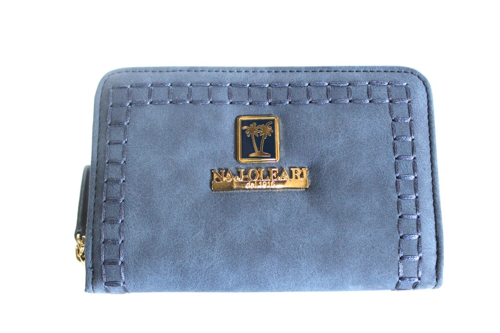 40d66c35c8 Portafogli Donna Naj Oleari wallet L.ng 2298 jeans