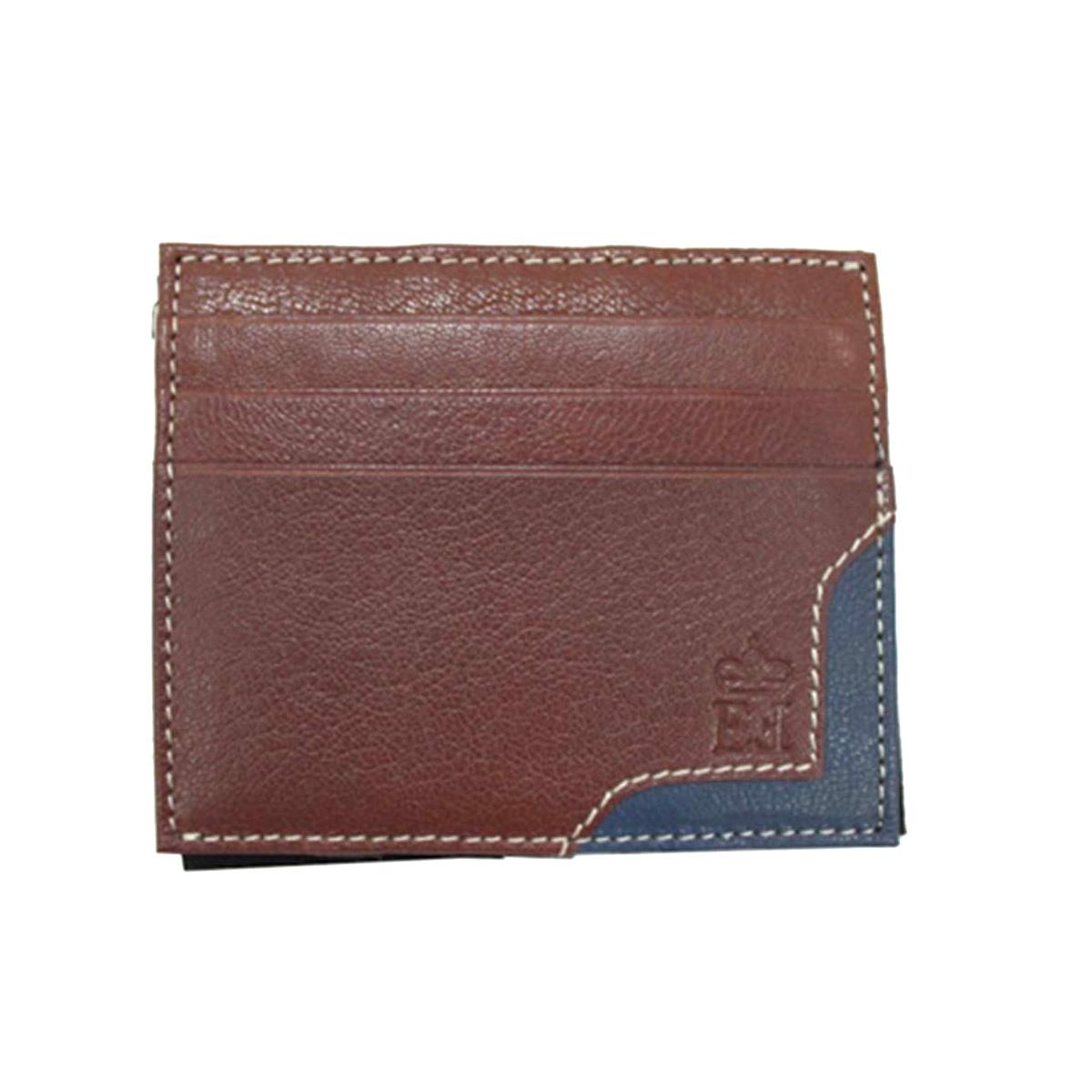 rivenditore di vendita 52130 39096 Portafoglio uomo pelle con portamonete banconote magico Egon Furstenberg  34440