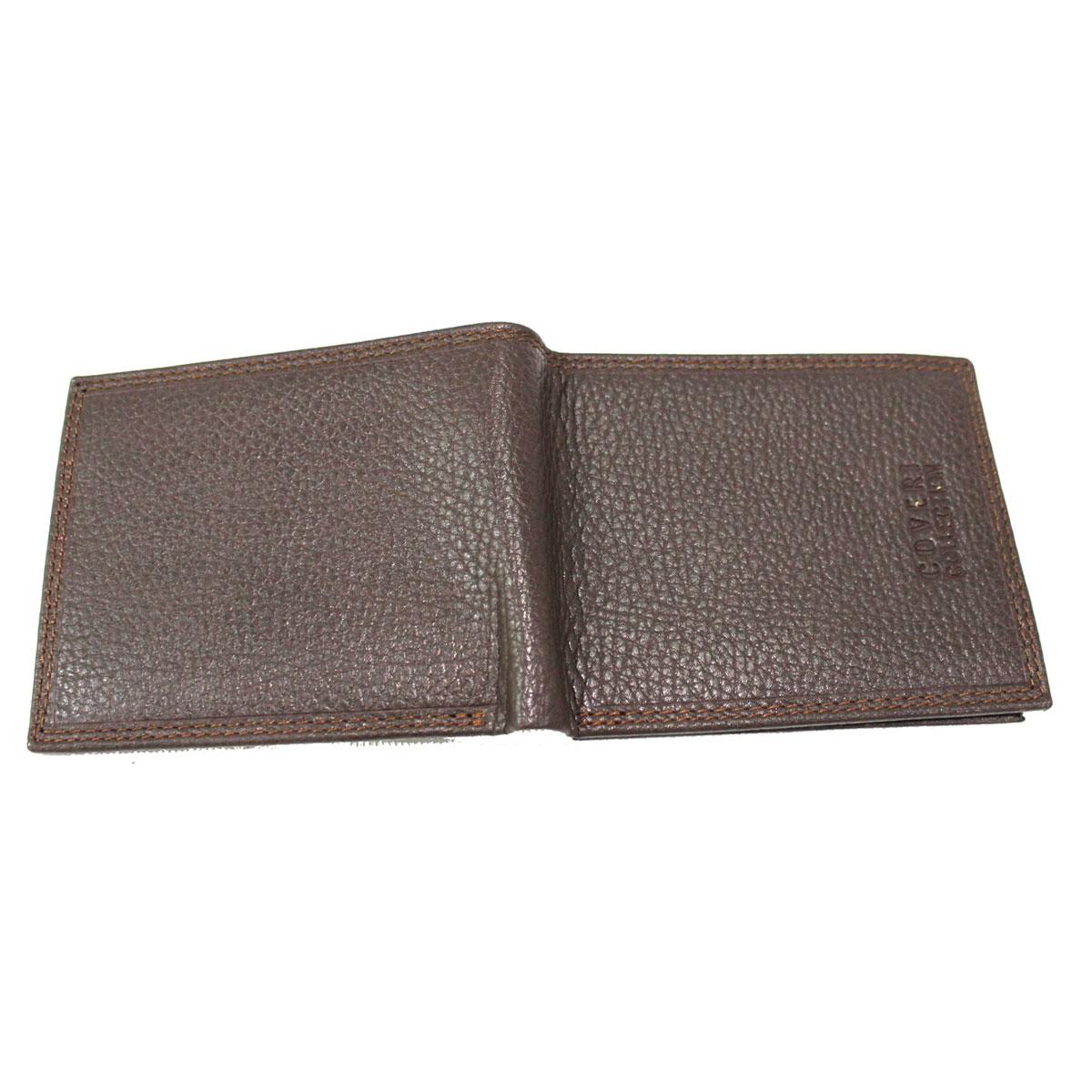 d889bbede7 €20,36. Portafoglio uomo pelle modello piccolo portamonete Coveri  Collection 217-992 brw ...