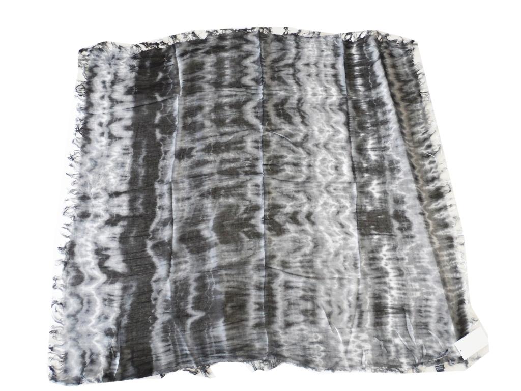 Sciarpa donna 100/% viscosa pashmina classica Renato Balestra x3468 melanzana