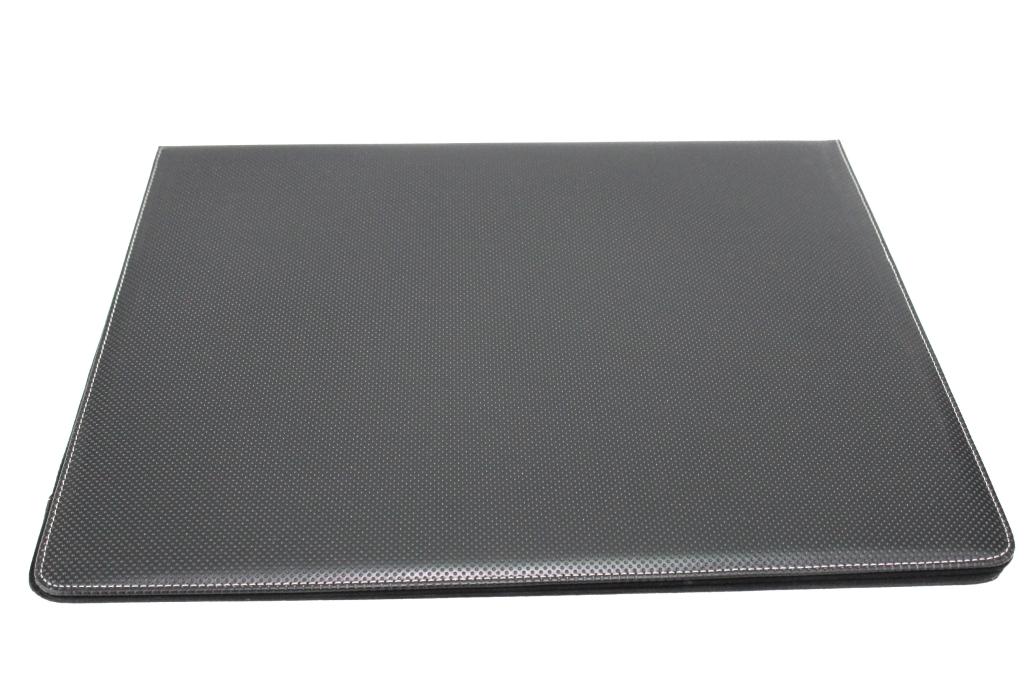 Sottomano da scrivania xxl grigio sottomano feltro punta