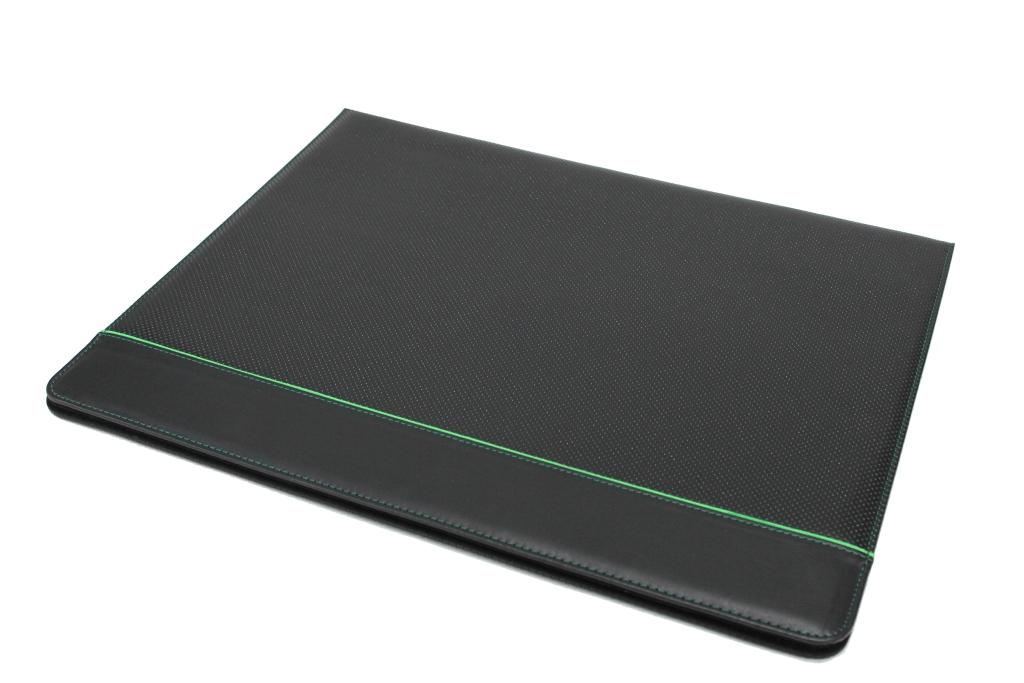 Sottomano da scrivania base mm panno in microfibra